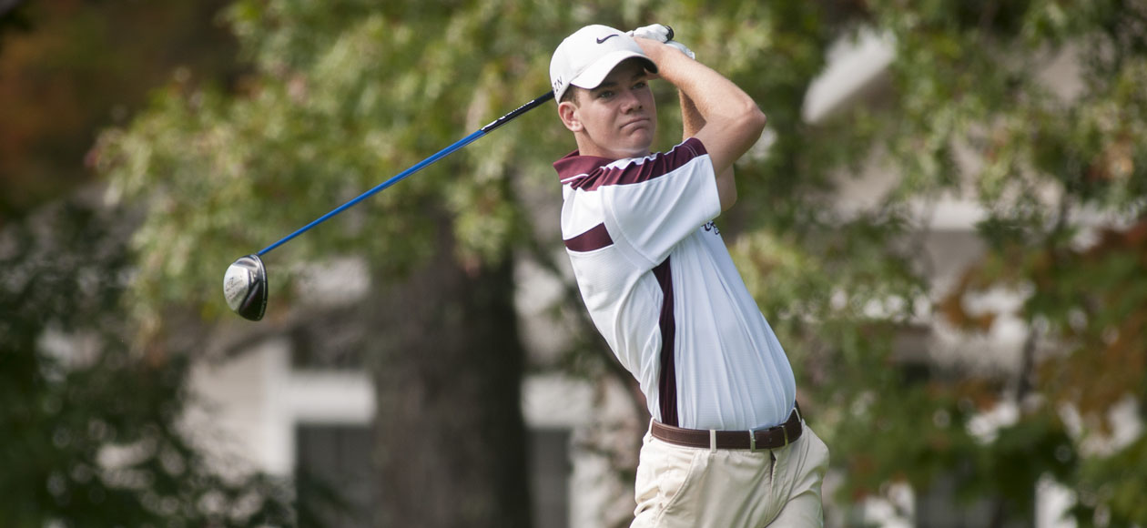 Allen Fires A 73 To Lead Golf At Duke Nelson Invitational