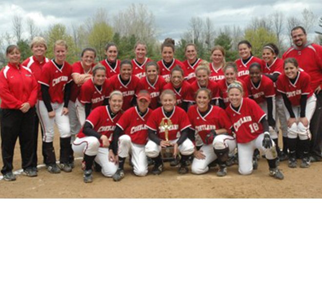 Throwback Thursday: 10 years ago in Cortland softball history