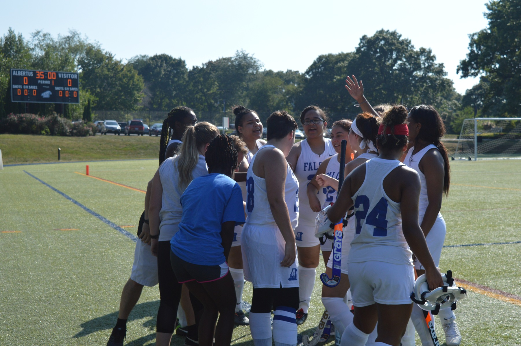 Field Hockey Falls on the Road to Smith, 9-0