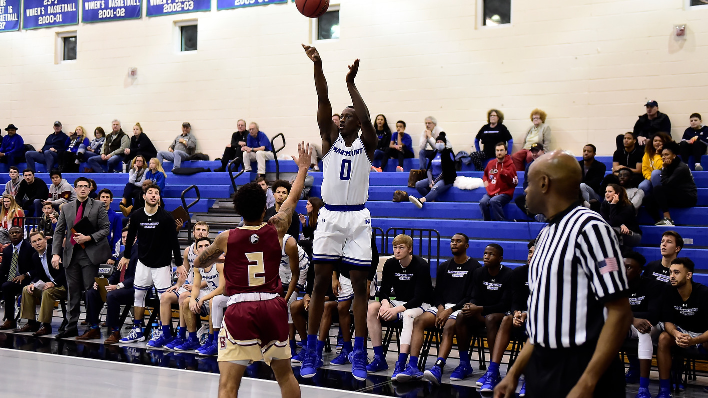 Saints fall to Tartans in non-conference play, 83-70.