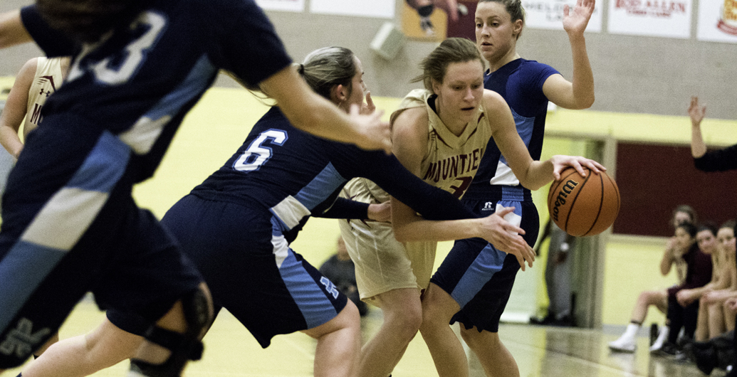 Mounties Dropped by MSVU Mystics