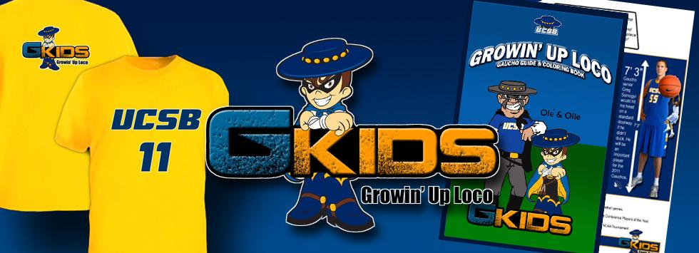 Growing Up Loco -- Gauchos Unveil GKids For 2011-12
