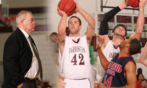 Johnson, Dickey, and Meader earn NAC conference honors