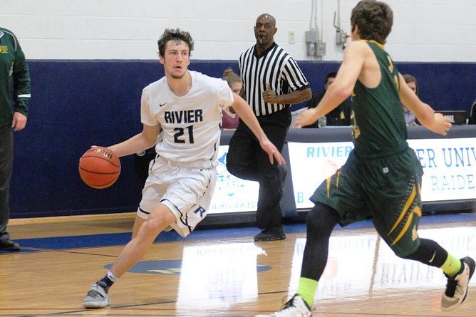 Men's Basketball: Givens, Raiders fall to Lasell