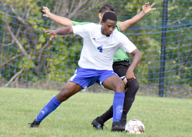 Lakers tie with Cuyahoga again, 1-1