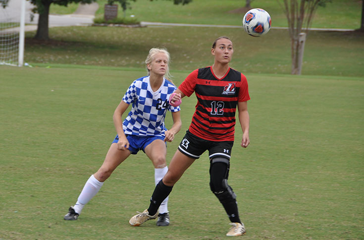 Women's Soccer: Covenant stops Panthers 2-0