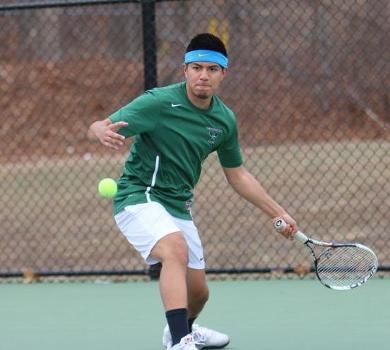Rams Defeat St. Joe's; Win Third Straight Match
