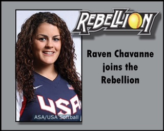 Raven Chavanne Signs with Pennsylvania Rebellion