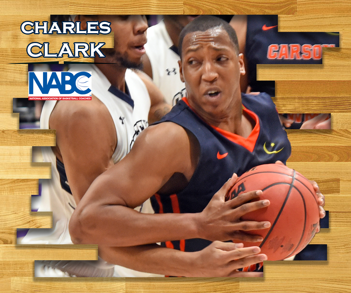NABC tabs Clark to all-region first team