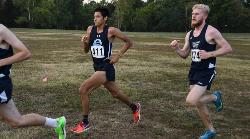 Gallardo Places 11th In XC's Strong Twilight Meet Showing