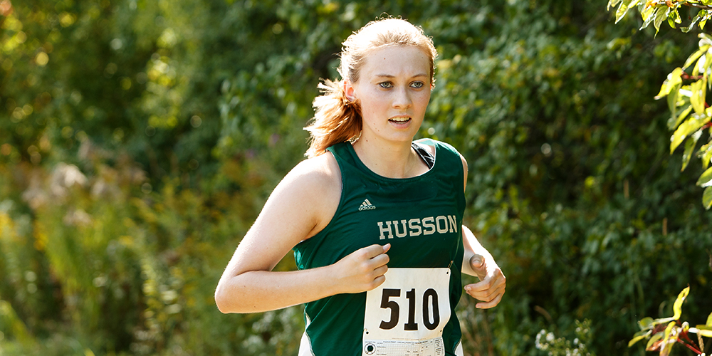 Women's Cross Country Perform Well at the 2016 Colby Invitational