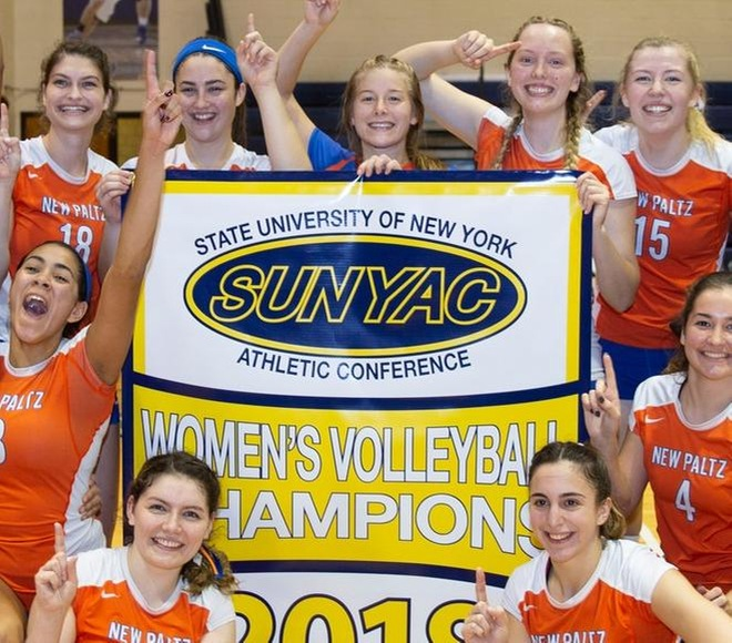 New Paltz volleyball to play Franklin and Marshall College in first round of NCAA tournament