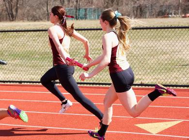 Spartans Compete at Penn Relays