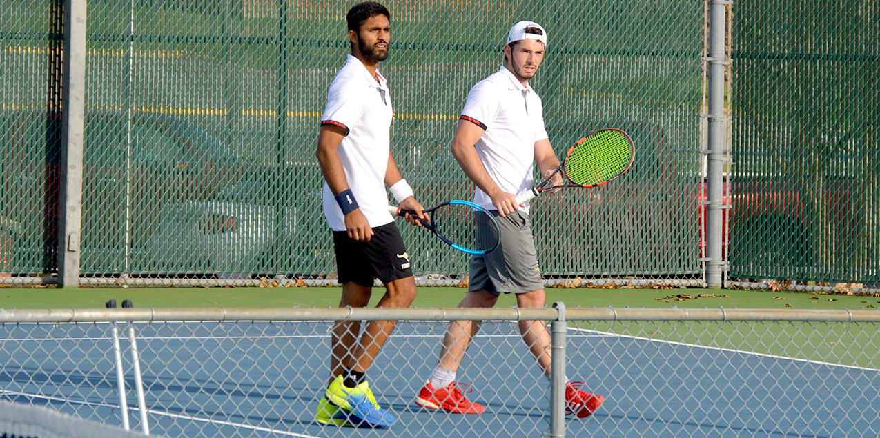 Kenneth Hardy and Siddharth Kortikere, Austin College, Men's Tennis Doubles Team of the Week (Week 10)