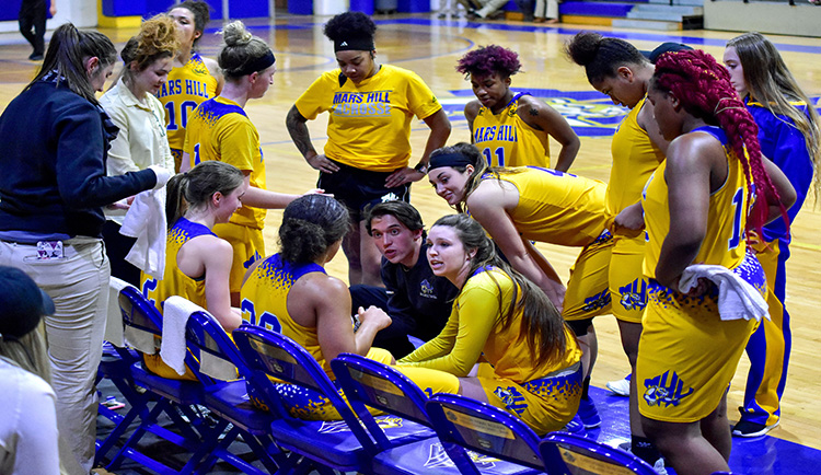 2018-19 Women's Basketball Game Notes