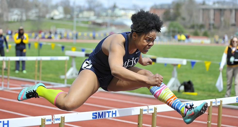 Track & Field Posts Strong Effort at Smith College Invitational