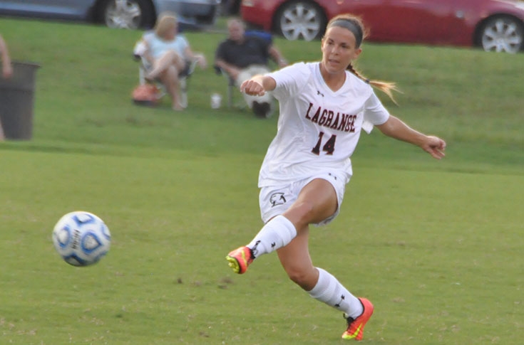 Women's Soccer: Panthers down Judson 3-1 for first win of season