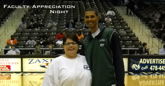 Faculty Appreciation Night Set for Feb. 10