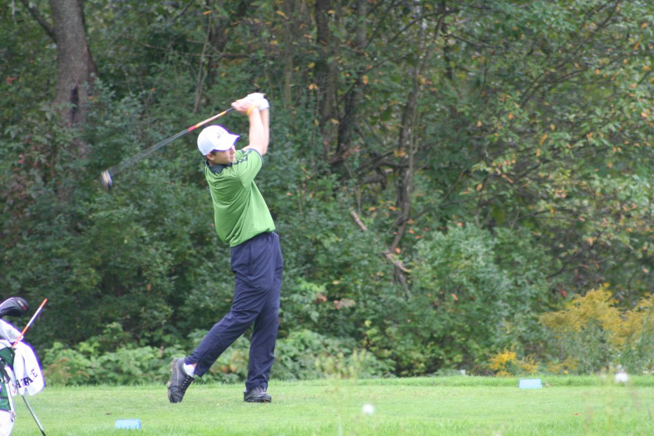 Men's Golf Places in a Tie for Tenth Overall at the Hampton Inn Invitational