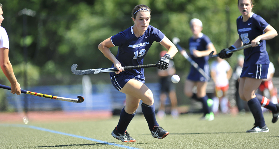 Field Hockey Edges Past Simmons, 1-0