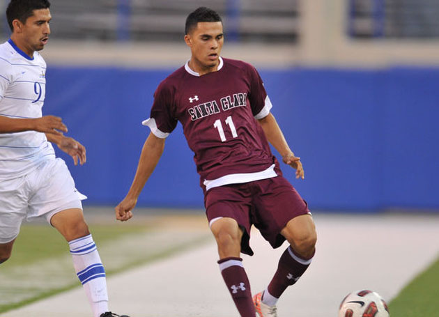 Rivalry Games Offer Opportunity for Bronco Men's Soccer