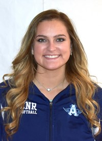 Hay receives Association of Division III Independents Softball Player of the Week award