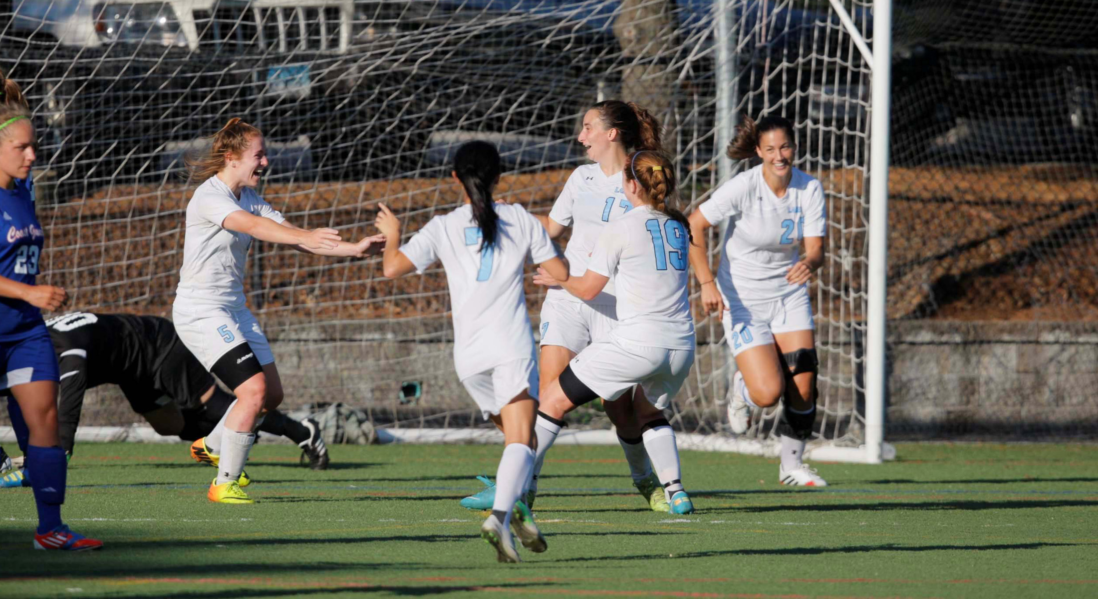 Bridget Lynch's Record Setting Day Propels Women's Soccer to 8-0 Win over Norwich