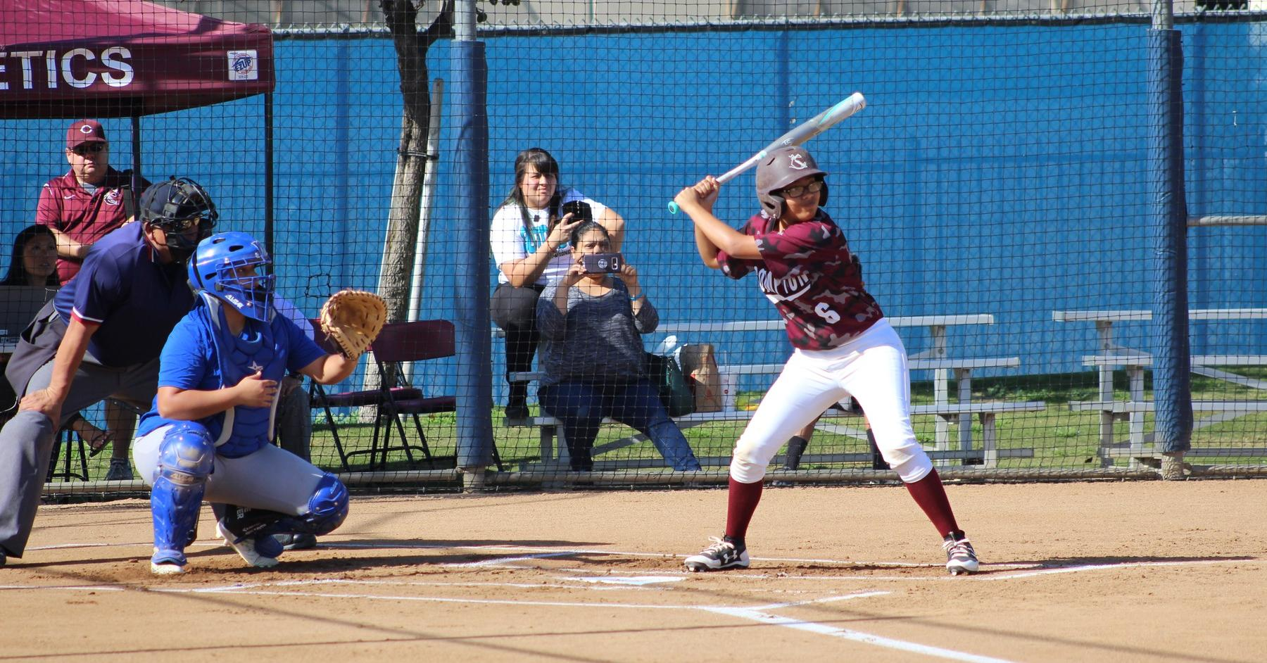 Softball Earns Pair of Wins over West LA