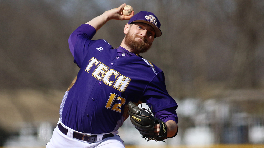 Tech baseball hosts Lipscomb, travels to Middle Tennessee in midweek action