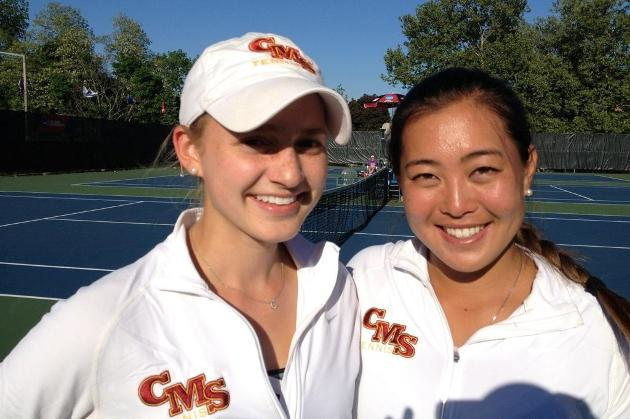 Lim And Ward Named To ITA All-American Team
