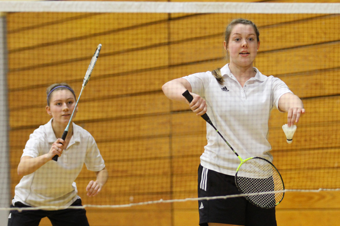 Rams to host CCAA Badminton Nationals