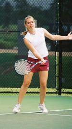 Women's Tennis Concludes Fall Season