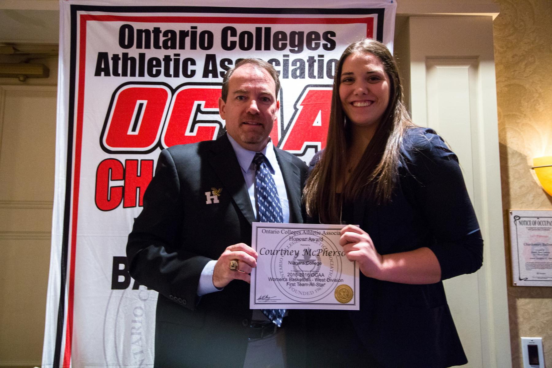 PHOTOS: OCAA Women's Basketball Championships