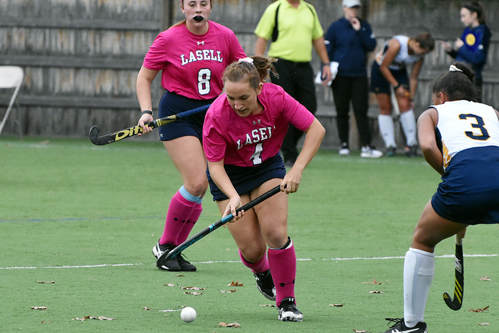 FH: Lasell blanks Simmons in regular-season finale; Lasers earn first-round bye
