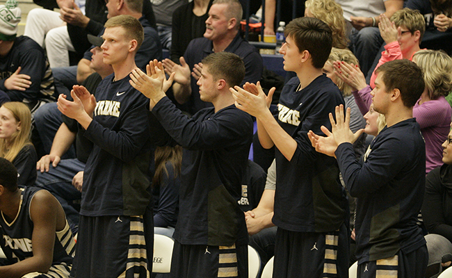 Men's Basketball Picked In Tie for Fifth in MIAA Preseason Coaches Poll