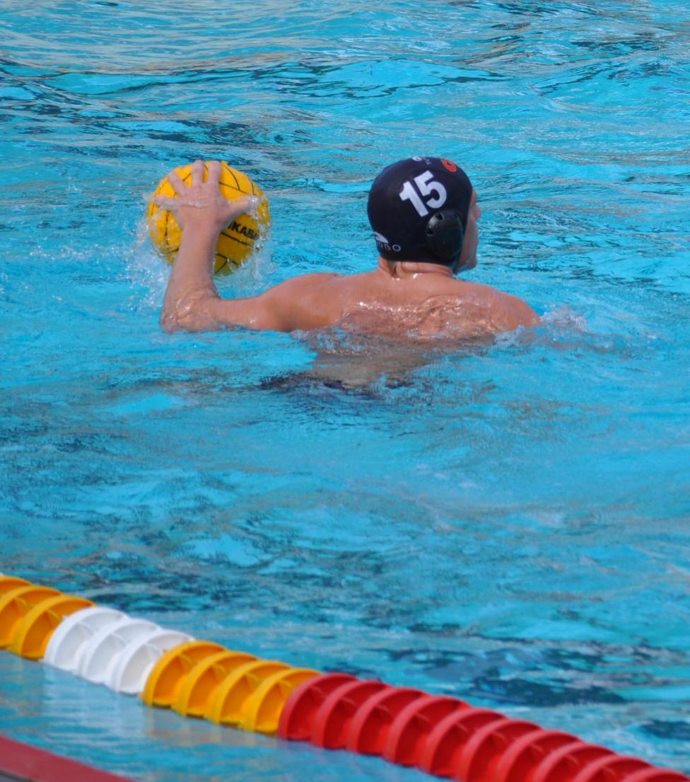 Water Polo Goes 1-1: Solid League Win, Good Taste Of The Best