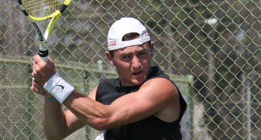 Kirstein nets two wins, leads Tech trio at USTA/ITA Regional