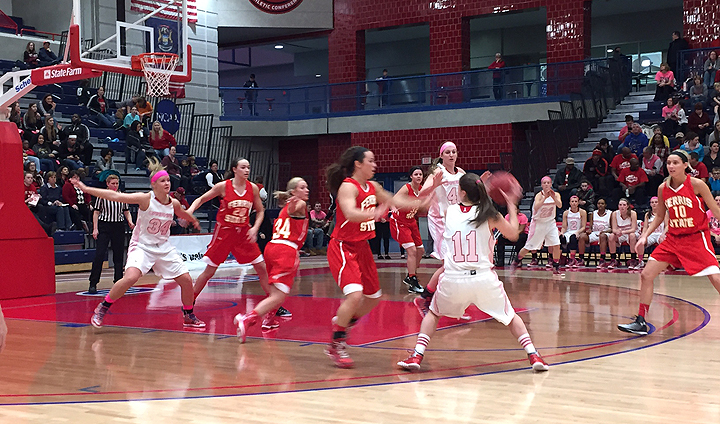 Ferris State Women's Basketball Posts Most Decisive Victory Of The Year In Win At SVSU