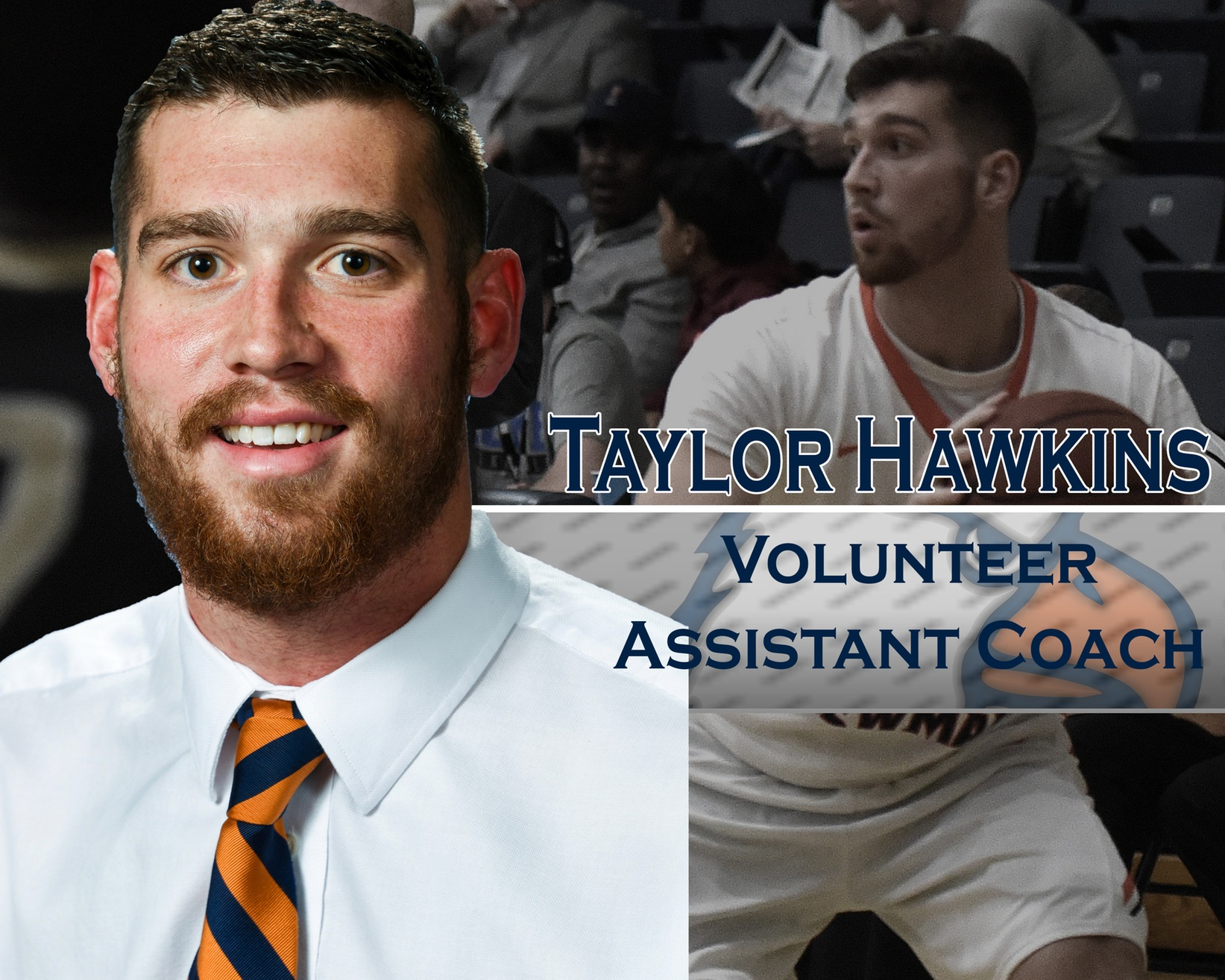 Hawkins joins Benson's staff as volunteer assistant
