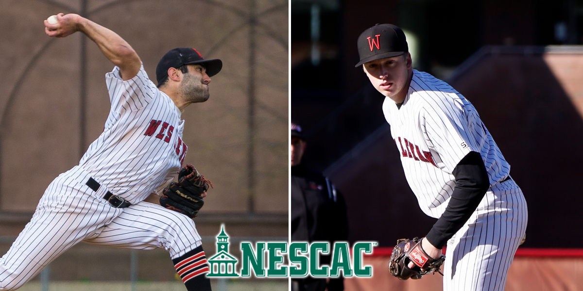 Nick Miceli '17 and Ethan Rode '17 Named Second Team All-NESCAC