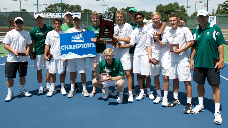 MEN'S TENNIS WILL TRAVEL TO USC FOR NCAA TOURNAMENT FIRST-ROUND MATCHUP