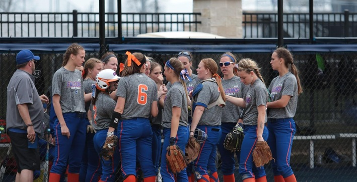 Softball falls just short in second NACC Championship contest