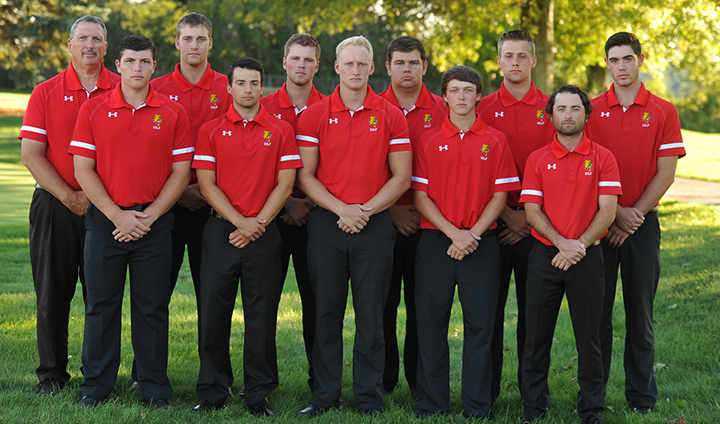 Men's Golf Opens Spring Season With Fifth-Place Tourney Finish