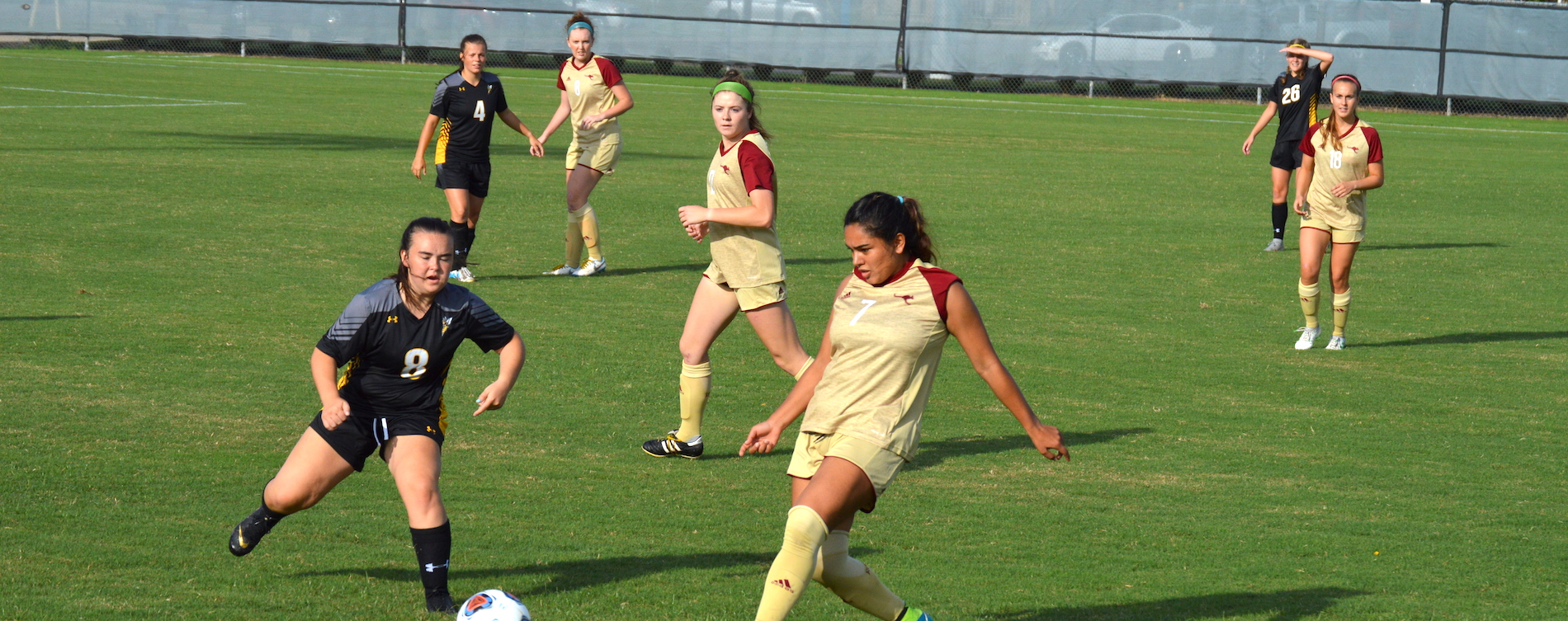 Women's Soccer Falls at LeTourneau