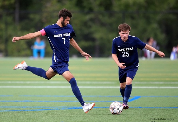 Men's Soccer Earns Big Win at Home
