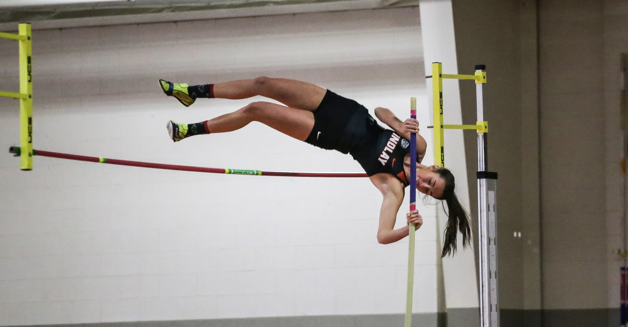 Oilers Complete Gina Relays