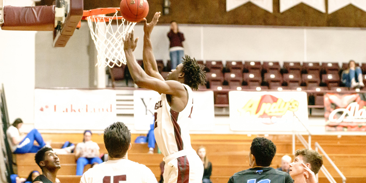 Evangel Men's Basketball Continues Road Swing Saturday at Grand View