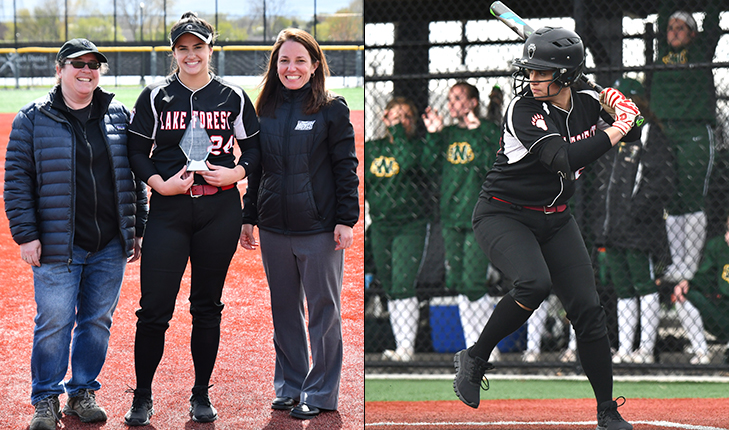 Foresters Win Twice on Day One of MWC Tournament