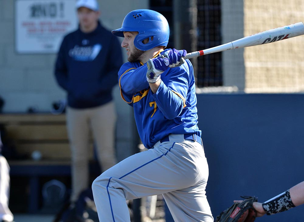 Baseball Drops Twinbill with Grinnell in Florida Finale