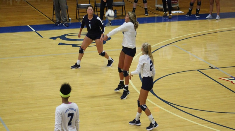 Lady Cougars Bested by Catawba Valley
